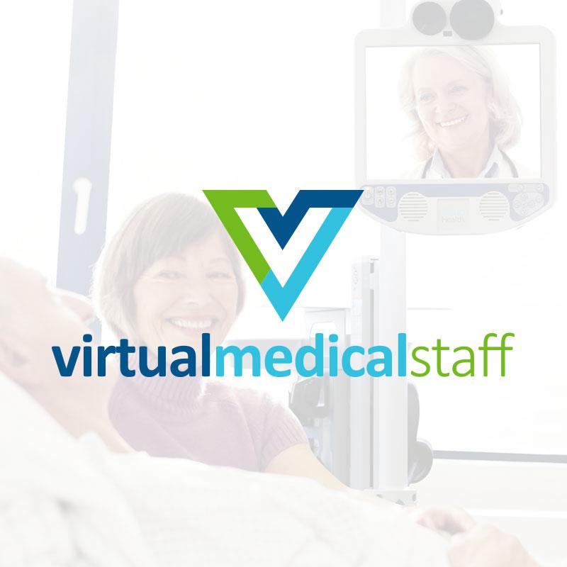 Big Red Design Co. Virtual Medical Staff Website Design